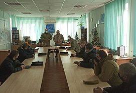 Військова частина А0409 запрошує безробітних Переяслав-Хмельницької міськрайонної філії Київського обласного центру зайнятості  на службу за контрактом