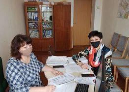 Любов Красова презентувала роботу Центру розвитку підприємництва керівництву новоствореної Переяславської міської тергромади