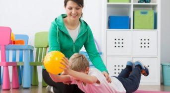 Реабілітаційні заходи для дітей з інвалідністю