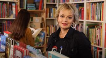 Ірма Вітовська підтримала інформкампанію щодо набуття чинності статті 30 мовного закону