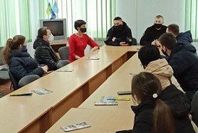 Рота №4 полк поліції особливого призначення  Головного управління національної поліції в Київській області запрошує на службу в поліції