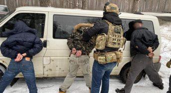 СБУ викрила угруповання колишніх правоохоронців, які збували вогнепальну зброю та боєприпаси