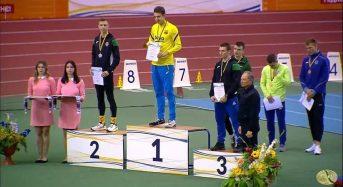 Збірна Київщини здобула третє місце на чемпіонаті України з легкої атлетики