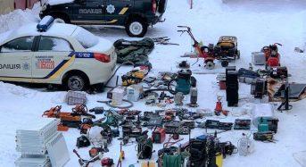 Поліцейські Бориспільщини просять відгукнутися громадян, які стали жертвами крадіжок