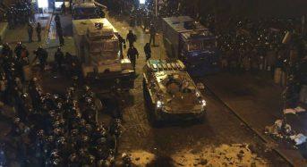 Майдан 18-20 лютого. Як усе було… Чим Переяслав жив цей час (Фото)