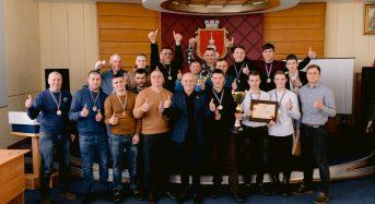 Відбулася церемонія нагородження футбольної команди села Дем'янці Переяславської міської територіальної громади