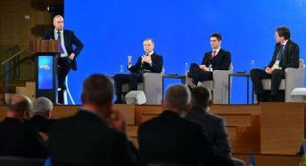 Василь Володін: завдяки децентралізації Київщина, як і вся Україна, отримала унікальний шанс на розвиток