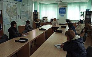 Безробітних Переяслав-Хмельницької МРФ КОЦЗ продовжують знайомити з електронними сервісами Пенсійного фонду