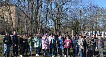 Працівники КЗ «Переяславський центр культури і мистецтв» долучилися до двомісячника благоустрою