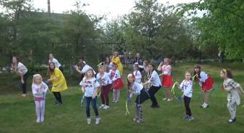 День вишиванки від юних жителів мікрорайонів Трубайлівка та Борисівка