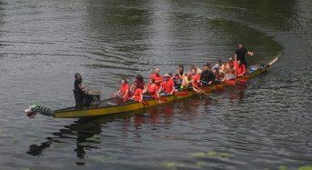 Байдарки, каное та човен «дракон»: на спортбазі відбувся Чемпіонат Переяслава з веслування