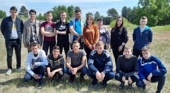 На полігоні військової частини А3085 проводилися навчальні стрільби для випускників ЦПТО та ЗОШ Переяславської ОТГ