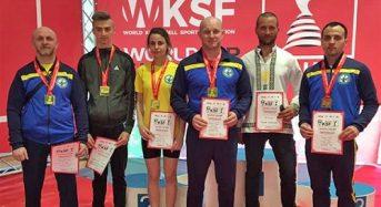 Гирьовик Володимир Яковченко виборов «золото» на Кубку світу
