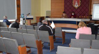 Відбулося засідання спостережної комісії при виконавчому комітеті Переяславської міської ради
