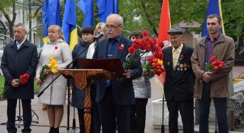Відбулися урочистості з нагоди Дня пам'яті та примирення і Дня перемоги над нацизмом у Другій світовій війні (ФОТОРЕПОРТАЖ)