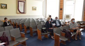 Відбулося засідання постійної депутатської комісії з питань освіти, культури, роботи з молоддю, фізкультури та спорту, соціального захисту населення та охорони здоров'я