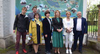 Переяслав із робочим візитом  відвідала делегація представників органів влади вищого рівня