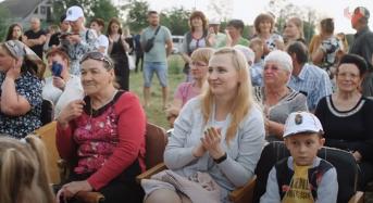 Свято  мікрорайону гуляла Борисівка у Переяславі