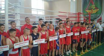 Переяславці взяли участь у Міжнародному турнірі з боксу на кубок Едуарда та Олекандра Погодіних