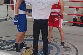 Боксери ДЮСШ взяли участь в турнірі зірки Лондонської Олімпіади