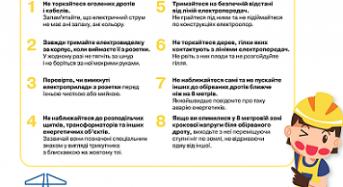 8 простих правил електробезпеки