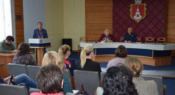 Відбулося позачергове десяте засідання виконавчого комітету Переяславської міської ради