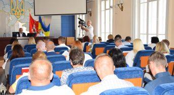 Відбулося чергове ХІІ засідання Переяславської міської ради