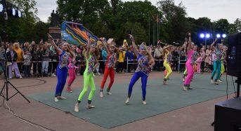 Завершилося святкування Дня захисту дітей великим концертом та переглядом мультиків (Фото)