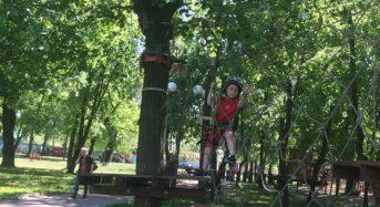 Мотузковий атракціон для дітей запрацює у Переяславі: коли та яким він буде?