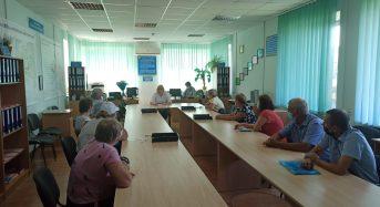 Безробітних громадян Переяслав-Хмельницької міськрайонної філії продовжують знайомити із законодавчими вимогами для призначення пенсії