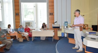 Відбулися громадські слухання та архітектурно-містобудівна рада щодо проекту детального плану території частини міста Переяслава