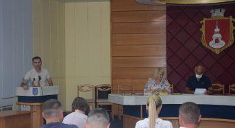Відбулося позачергове 15 засідання виконавчого комітету міської ради