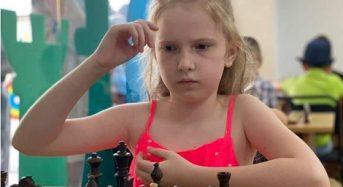 Юна переяславка зайняла призове місце в шаховому турнірі