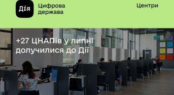 Центр надання адміністративних послуг виконавчого комітету Переяславської міської ради долучився до Дія.QR