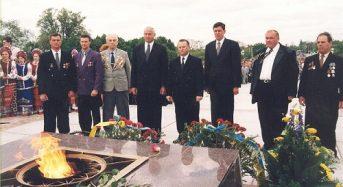 «Хунта не пройде!» Григорій Сокур згадує перші роки самостійності держави і свою роботу мером