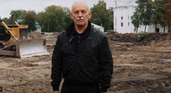 Звернення міського голови відносно благоустрою території колишнього військового містечка