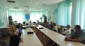 У центрі розвитку підприємництва відбувся інформаційний семінар для безробітних осіб передпенсійного віку