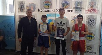 Переяславці треті у відкритому чемпіонаті Київської області WKA