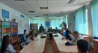 Державна прикордонна служба України запрошує  громадян на військову службу за контрактом