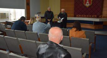 У міській раді відбулися громадські слухання та засідання архітектурно-містобудівної ради
