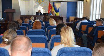 Відбулося пленарне засідання чергової 15 сесії міської ради