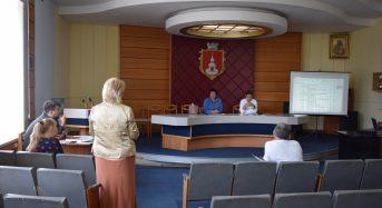 Відбулася комісія з питань регламенту, депутатської етики, контролю за виконанням рішень Ради, співпраці з органами самоорганізації населення, законності та правопорядку, запобігання і протидії корупції, охорони прав і законних інтересів громадян