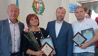 Привітали з професійним святом кращих підприємців Бориспільського району. Підприємці Переяславської громади теж в числі кращих