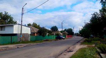 Асфальтування вулиці Небесної Сотні завершено. Почався ремонт тротуару на Богдана Хмельницького