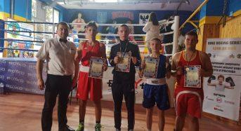 У турнірі з боксу переяславці посіли призові місця